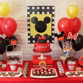 children's birthday 5 years old mini mouse photo 97