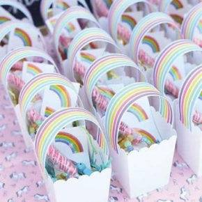 Children's birthday 5 years old unicorns photo 84