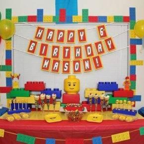 детский день рождения 5 лет мальчик фото 57