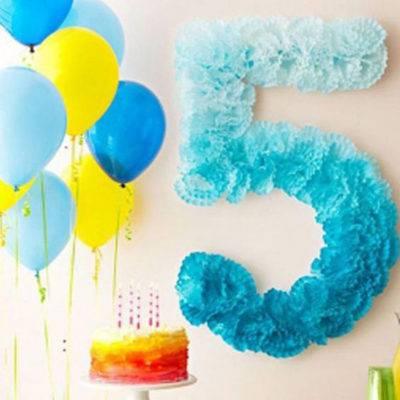 детский день рождения 5 лет мальчик фото 131