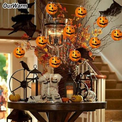 Halloween decor ideas photo 08