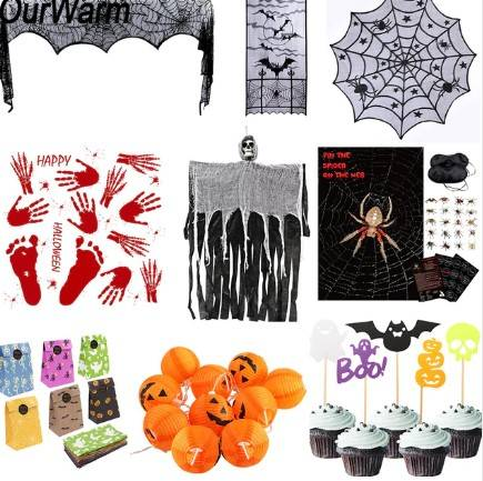 Halloween decor ideas photo 15
