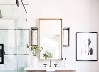 мебель для ванной фото 008