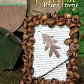 Осенние поделки из природного материала фото 20