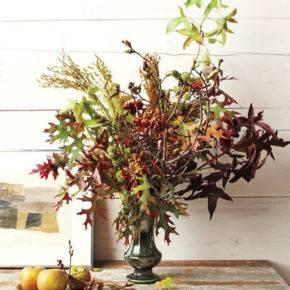 Осенние поделки из природного материала фото 32