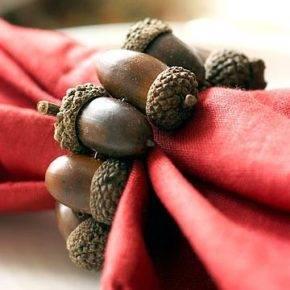 Осенние поделки из природного материала фото 37
