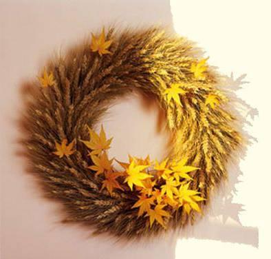 Осенние поделки из природного материала фото 43