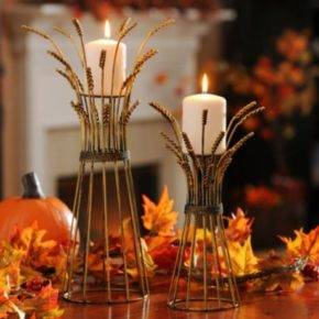 Осенние поделки из природного материала фото 60