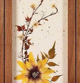 Осенние поделки из природного материала фото 63