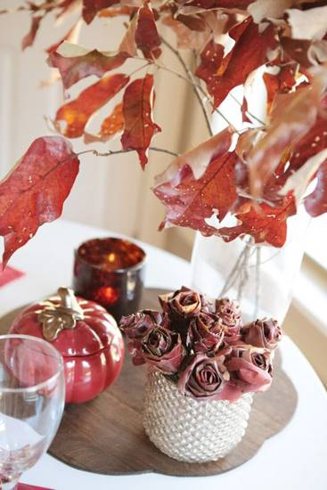 Осенние поделки из природного материала фото 66