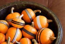 Осенние поделки из природного материала фото 70