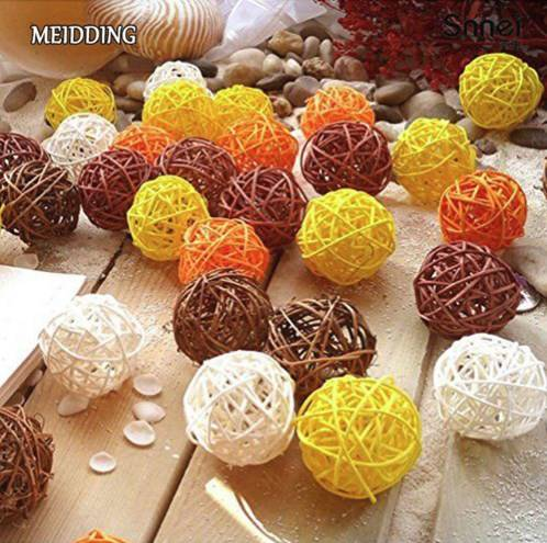 осенние шарики фото 5