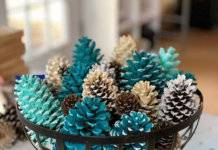 crafts from cones photo 68