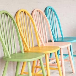 красивые стулья 035
