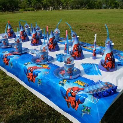 Супергерои вечеринка идеи фото 04