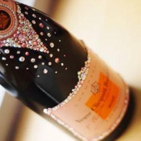 Свадебные бутылки фото 23