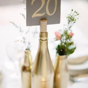 Свадебные бутылки фото 41