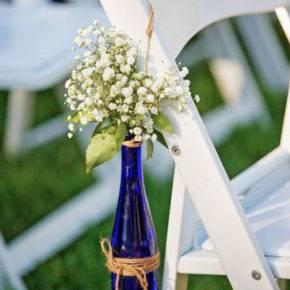 Свадебные бутылки фото 42