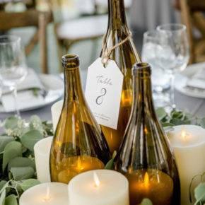 Свадебные бутылки фото 43
