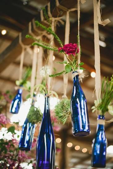 Свадебные бутылки фото 53