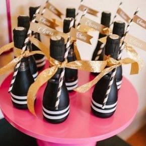 Свадебные бутылки фото 60
