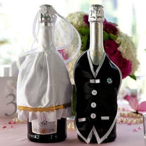 Свадебные бутылки фото 77