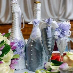 свадебные бутылки фото 101