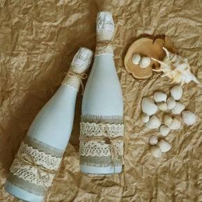 свадебные бутылки фото 502