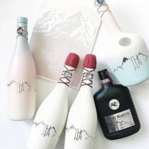 свадебные бутылки фото 503