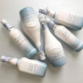 свадебные бутылки фото 504
