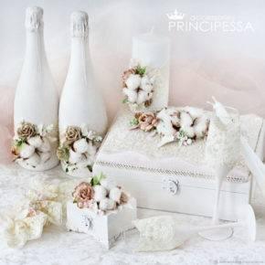 свадебные бутылки фото 513