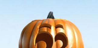 тыква на хэллоуин фото 031