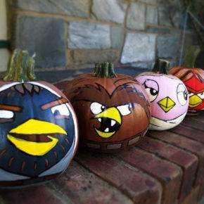 halloween pumpkin angry birds photo 082