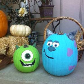 halloween pumpkin monsters photo 089