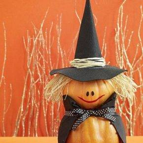 halloween pumpkin witch photo 106