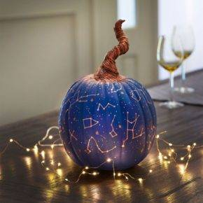 halloween pumpkin constellation photo 109