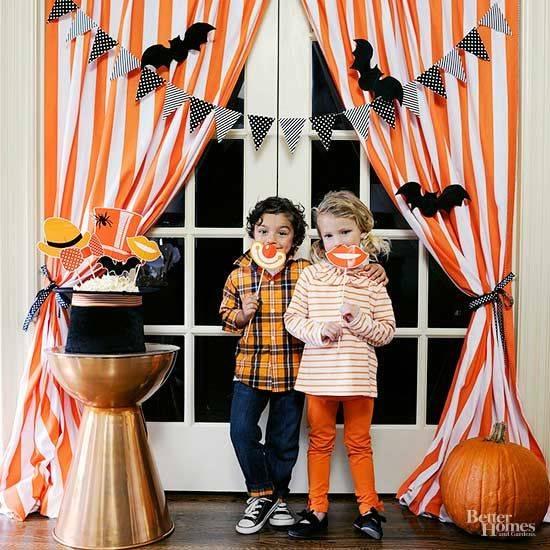 Праздник Halloween ❯❯❯ 100+ фото-идей украшения на Хэллоуин