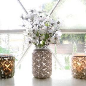 ваза своими руками фото 016