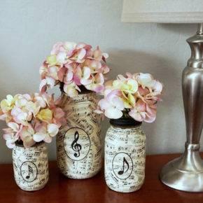 ваза своими руками фото 019