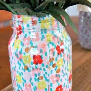 ваза своими руками фото 024