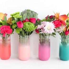 ваза своими руками фото 030