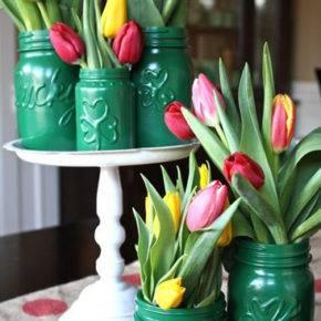 ваза своими руками фото 031