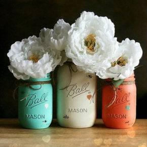 ваза своими руками фото 032