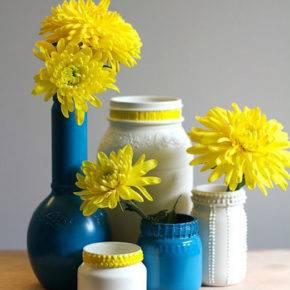 ваза своими руками фото 035