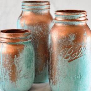 ваза своими руками фото 041