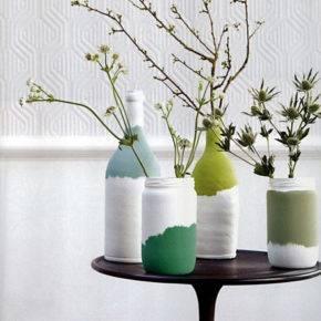 ваза своими руками фото 042