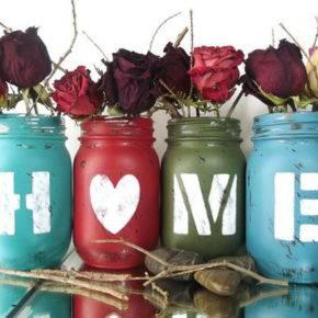 ваза своими руками фото 045
