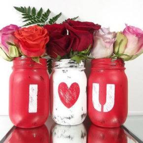 ваза своими руками фото 048