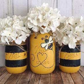 ваза своими руками фото 054