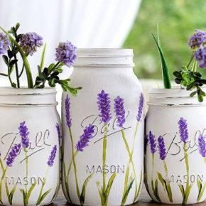 ваза своими руками фото 059